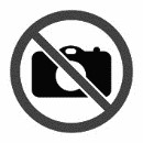 No photography allowed symbol