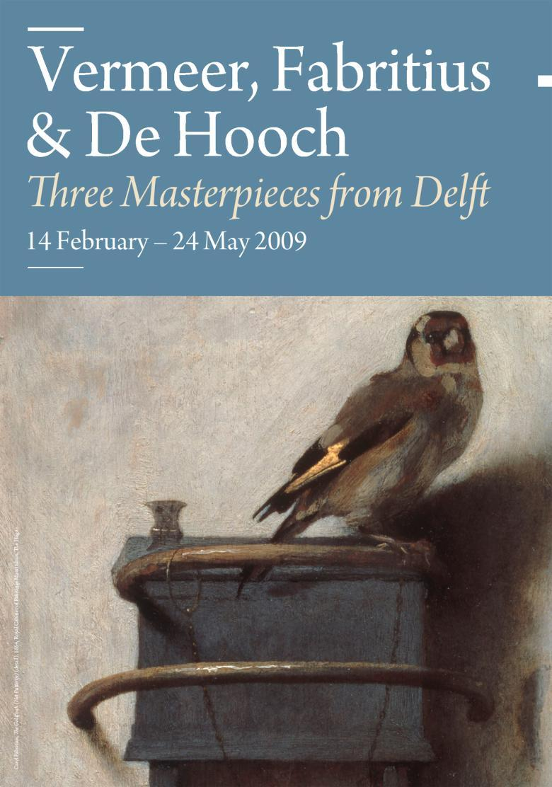 Vermeer, Fabritius and De Hooch: three masterpieces from Delft. Photo © National Gallery of Ireland