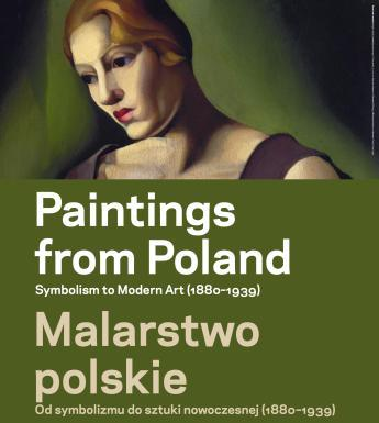 Paintings from Poland: Symbolism to Modern Art (1998-1939). Photo © National Gallery of Ireland