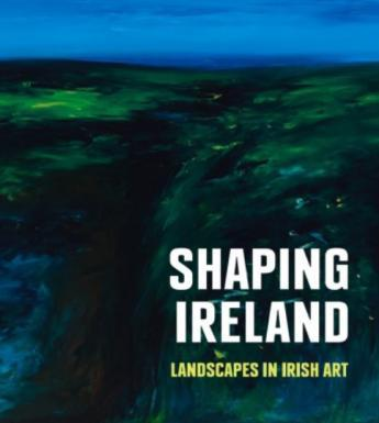Catalogue cover featuring Seán McSweeney (1935-2018), Sligo Landscape, 1986 (Detail), Collection of the Arts Council / An Chomhairle Ealaion. © The Estate of Seán McSweeney / IVARO, Dublin 2019