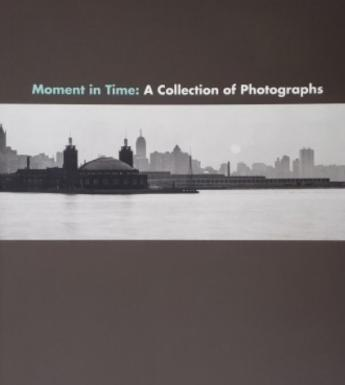 Book cover for Moment in Time publication