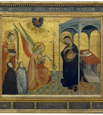 Altarpiece by Jacques Yverni