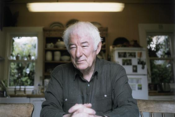 Jackie Nickerson (b.1960), 'Seamus Heaney (1939-2013), Poet, Playwright, Translator, Nobel Laureate', 2007. © National Gallery of Ireland.