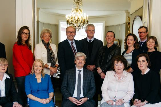 Board of the National Gallery of Ireland, 2017
