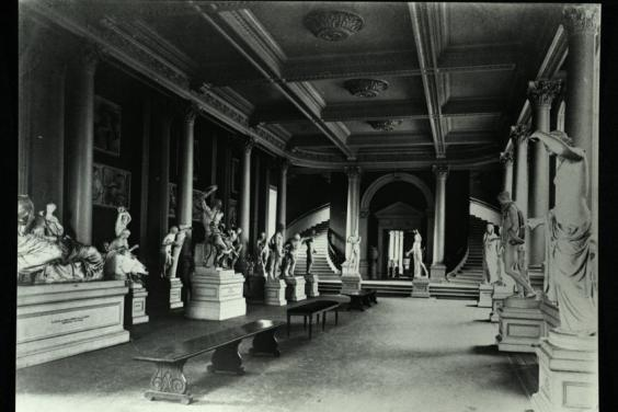 Shaw Room, 1890s. © National Gallery of Ireland