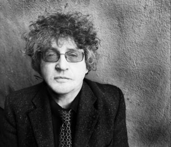 Paul Muldoon, photographed by Oliver Morris. Photo © Pieter M. van Hattem