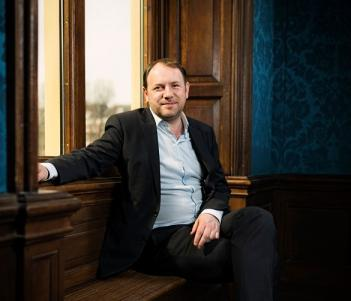 Quentin Buvelot, Senior Curator, Mauritshuis in Den Haag (The Hague), Netherlands. Photo © CODART.