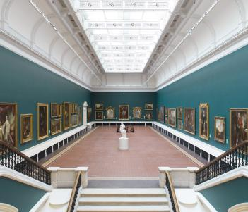 Grand Gallery after refurbishment