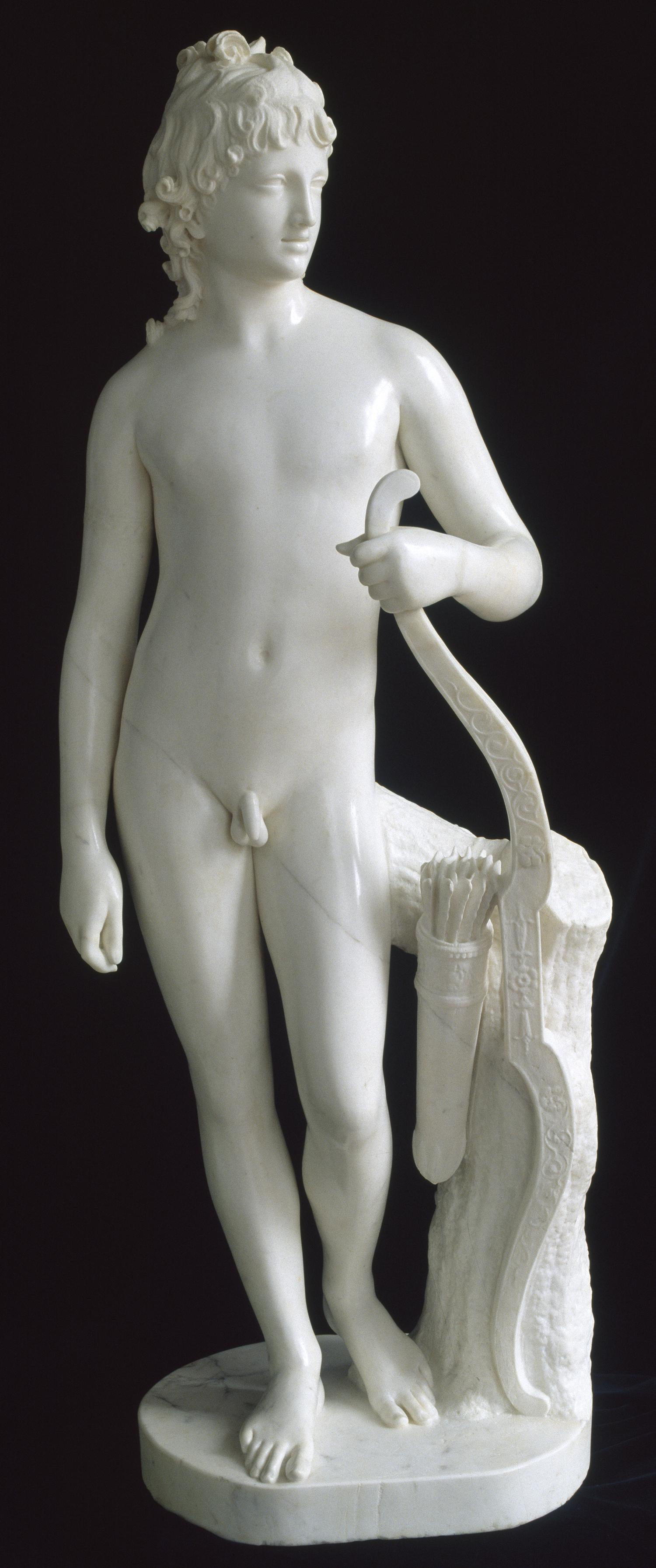 Antonio Canova (1757-1822), 'Amorino', 1789-1791. © National Gallery of Ireland